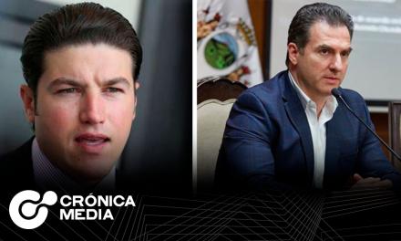 Samuel García interpondrá denuncia penal a Adrián de la Garza