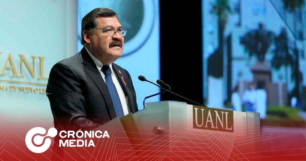 Santos Guzmán: Nuevo rector de la UANL