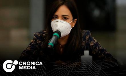 Ivonne Bustos solicita al congreso cumplir con la creación de la Ley de Gestión de Residuos.