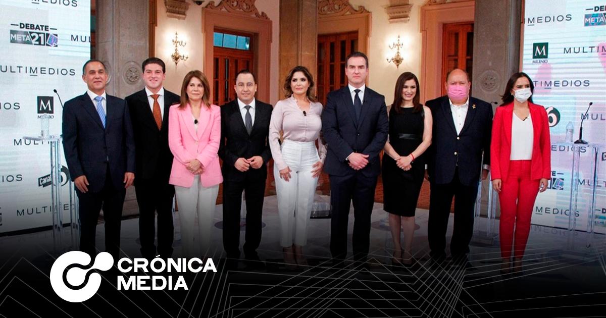 Lo más controversial durante el Debate META21 a la gubernatura de Nuevo León