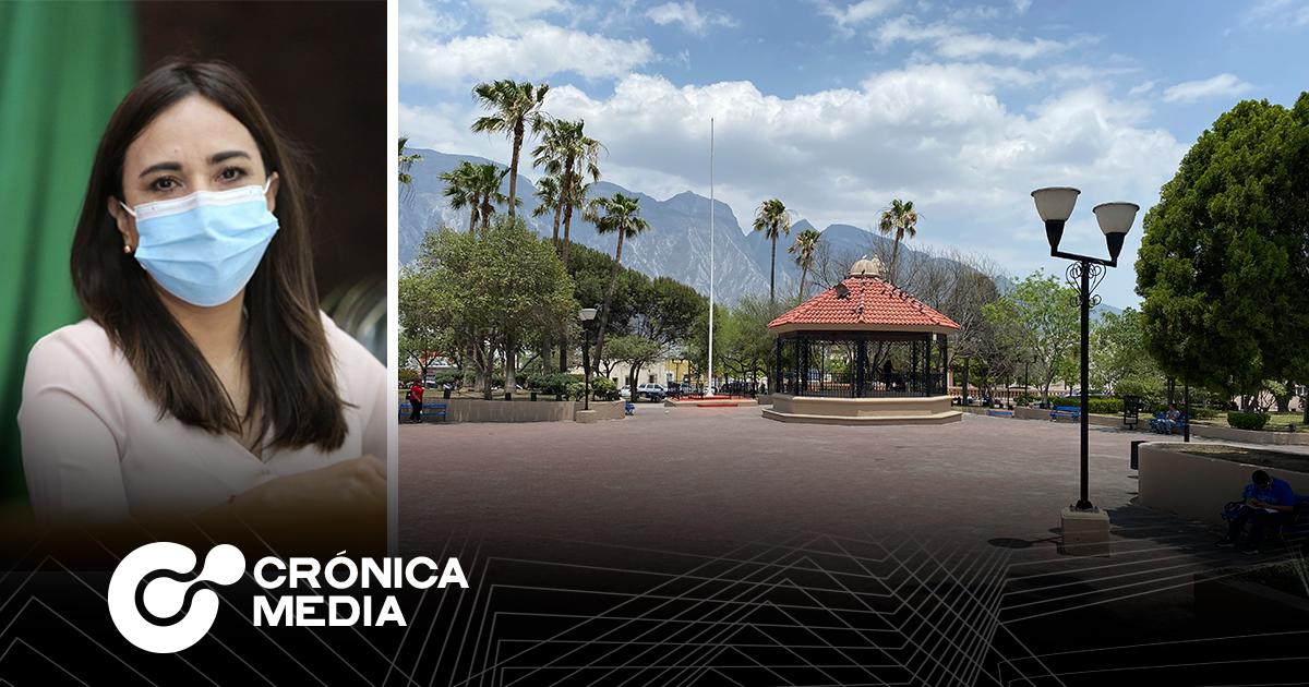 Ivonne Bustos impulsará mejorar la infraestructura y servicios de la clínica municipal de Santa Catarina