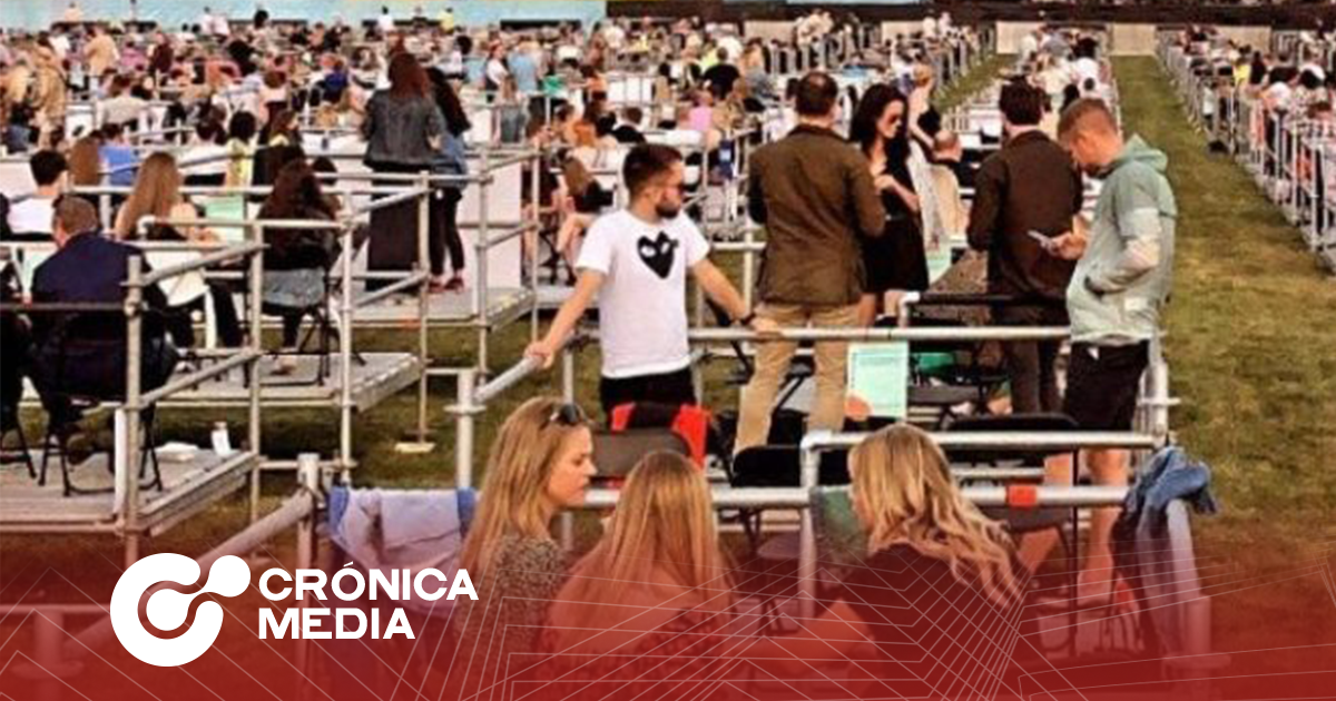 Reactivación de conciertos al aire libre en Monterrey