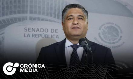 Víctor Fuentes renuncia a la candidatura de Morena