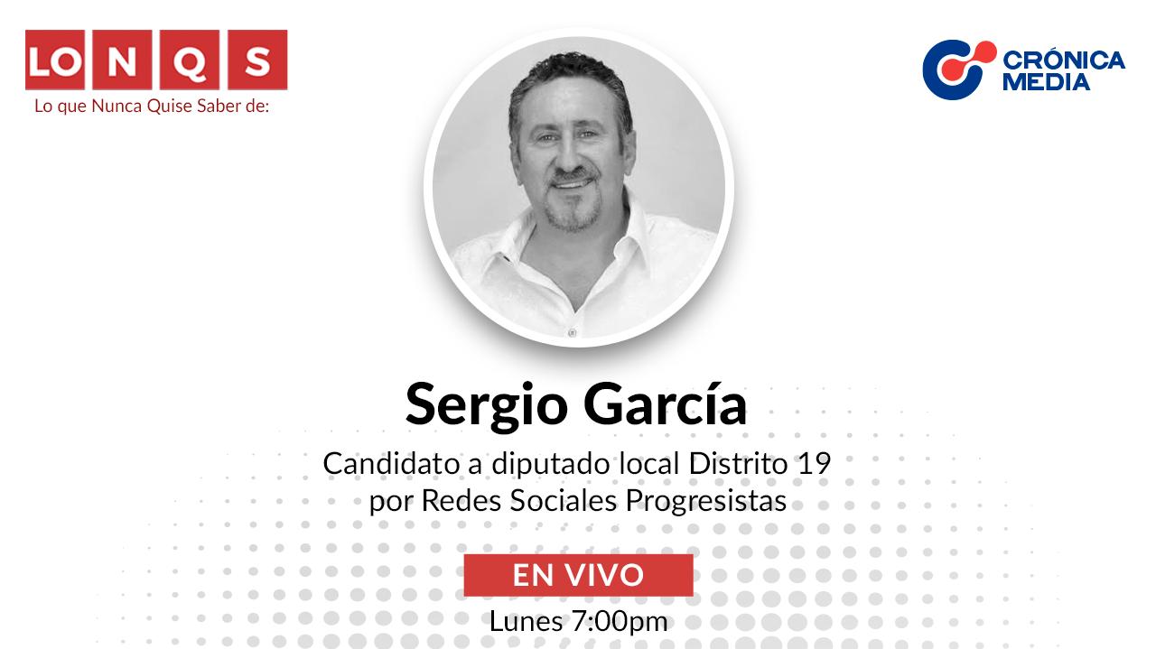 LONQS Sergio García