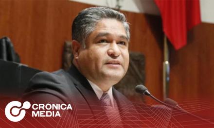 Víctor Fuentes regresa al PAN en el Senado