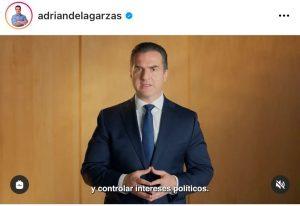 Adrián de la Garza video