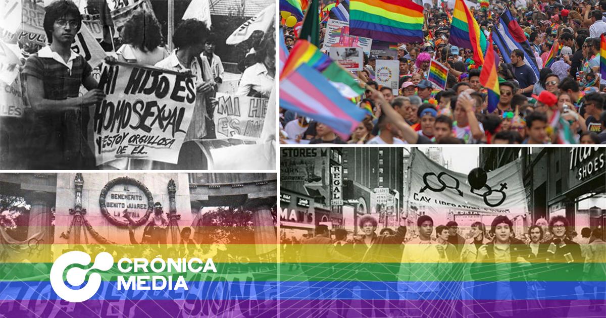 La historia detrás del Día Internacional del Orgullo LGBTTTIQA+