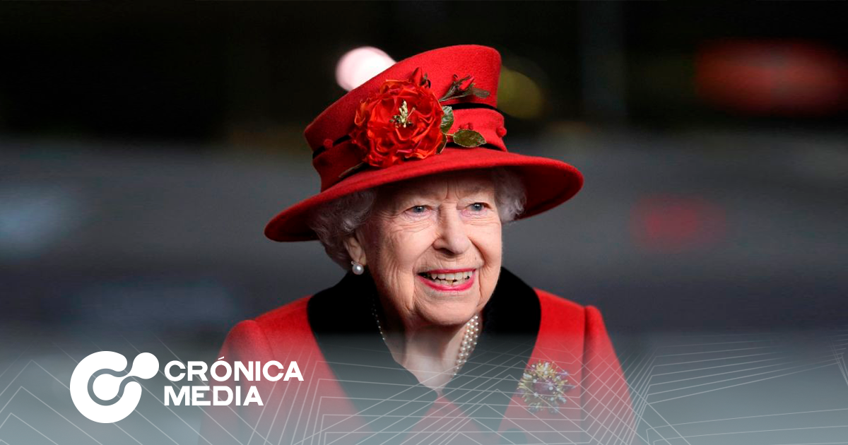 La reina Isabel celebró 70 años en el trono