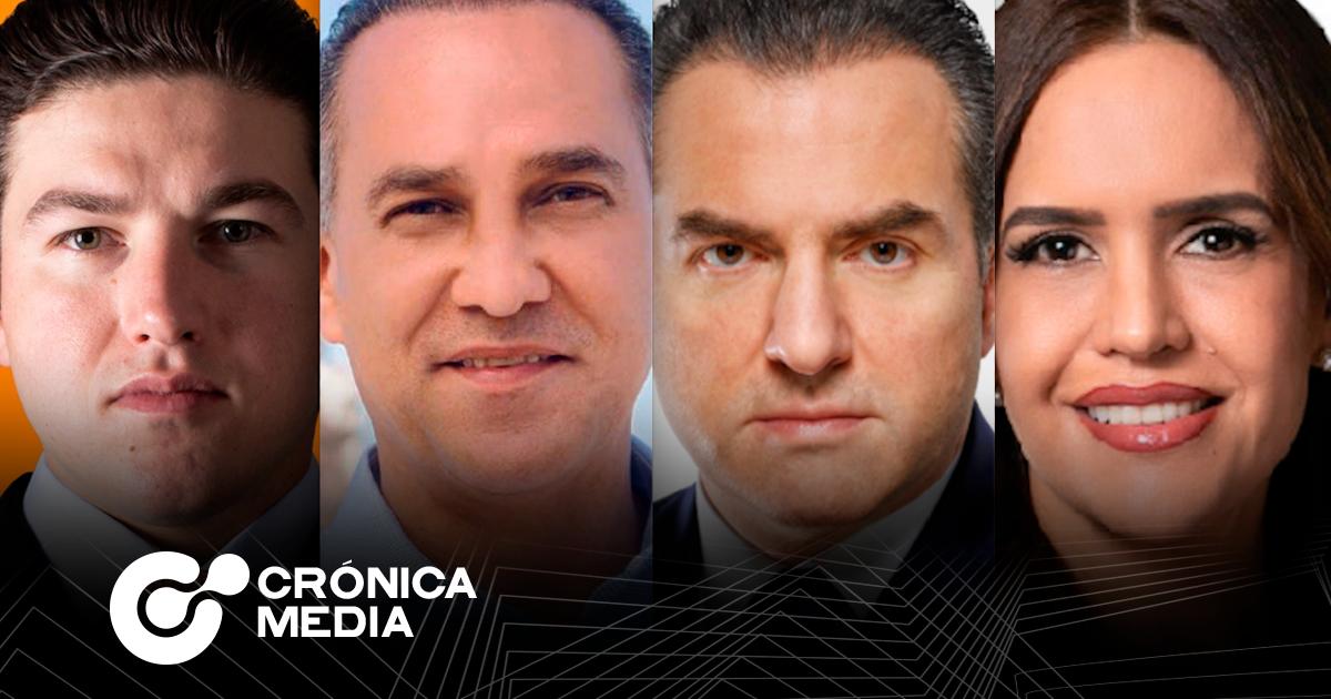 Resultados virtuales de elecciones en Nuevo León