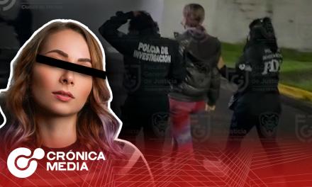 La youtuber YosStop fue detenida por el presunto delito de posesión de pornografía infantil y difamación.