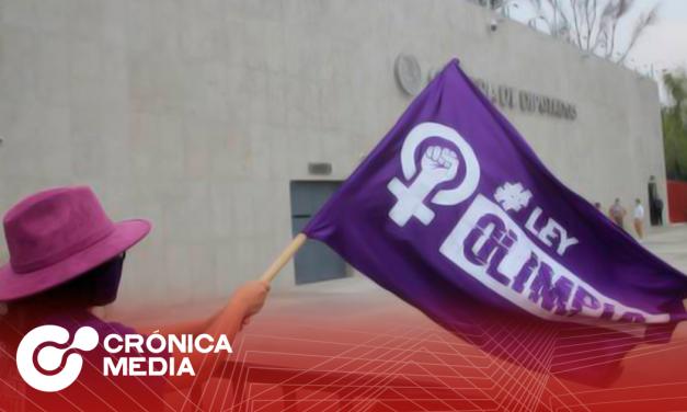 El Diario Oficial de la Federación publicó Ley Olimpia