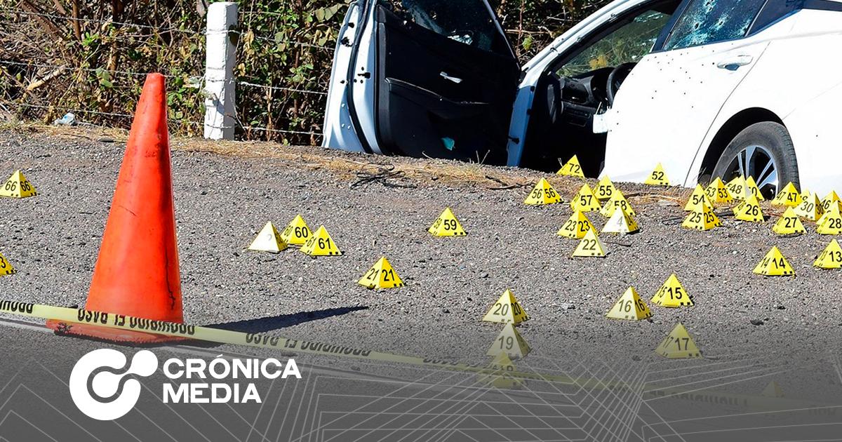 18 muertos tras serie de ataques armados en Tamaulipas