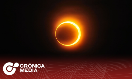 10 de junio de 2021: Eclipse anular de Sol
