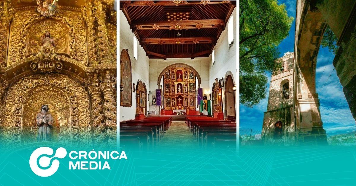El Conjunto Conventual Franciscano y la Catedral de Nuestra Señora de la Asunción de Tlaxcala han sido declarados PATRIMONIO MUNDIAL por la UNESCO