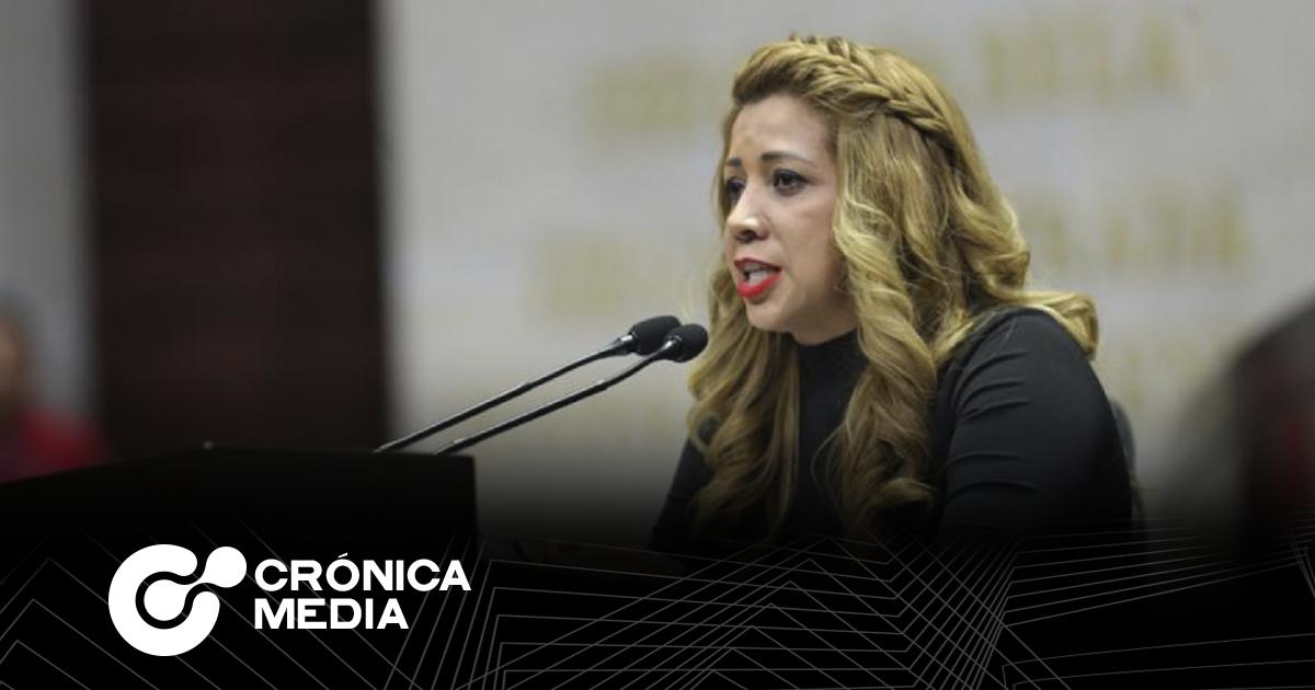 La diputada federal Paola González exige investigación y sanciones por presunto acto de corrupción en CONALEP