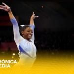 Simone Biles explica por qué se retiró de la final de gimnasia por equipos en Tokyo 2020.