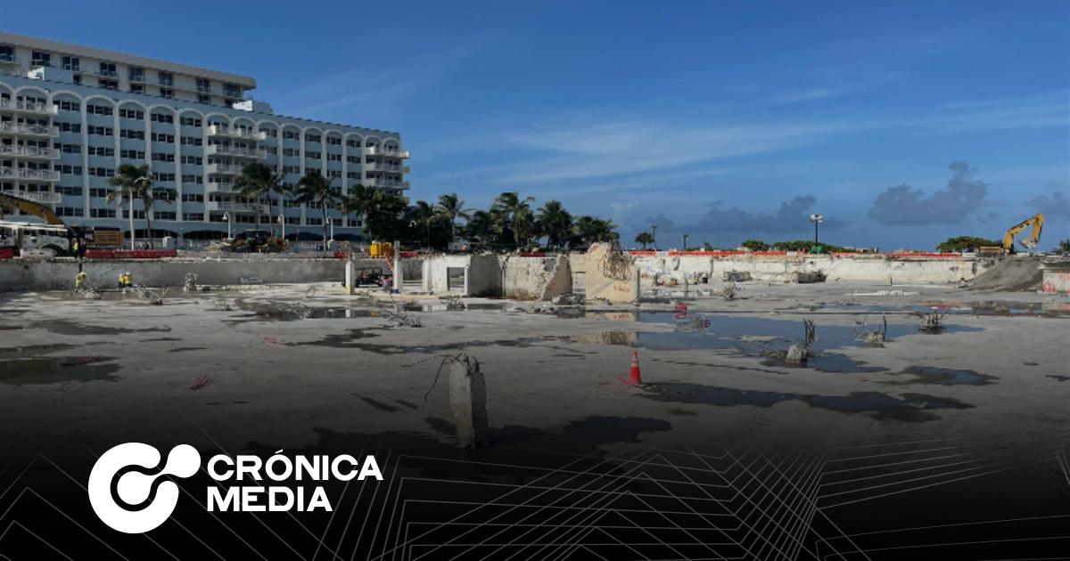 Indemnización multimillonaria a víctimas de derrumbe en Miami.