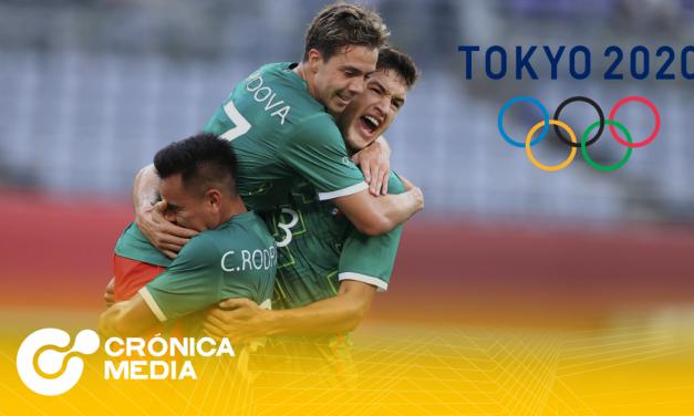 Debut selección olímpica mexicana en Tokio 2020