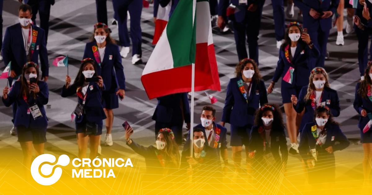 Calendario Semanal Juegos Olímpicos Tokio 2020 – México