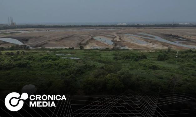 Pemex construye refinería Dos Bocas en área que prometió proteger.