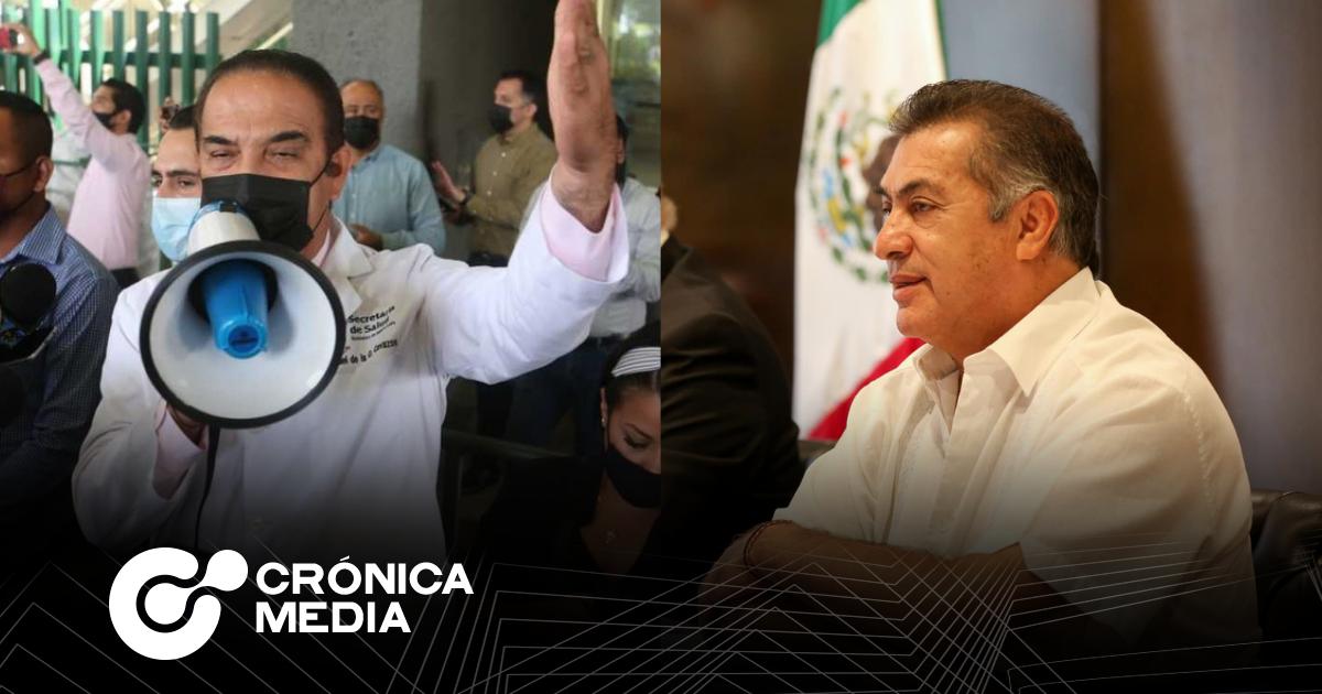 El Bronco afirma regreso a clases presenciales en Nuevo León.