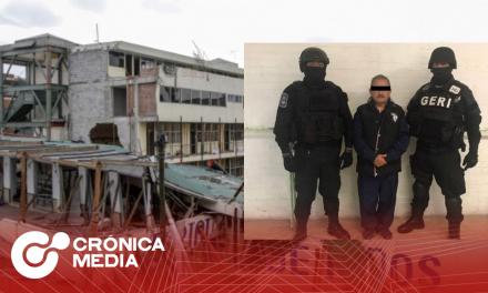 Sentencia de 208 años en prisión a director responsable de la obra del Colegio Enrique Rébsamen.
