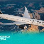 Más de 195 mil asientos hacia México para el período Septiembre – Diciembre de 2021, AIR CANADA.