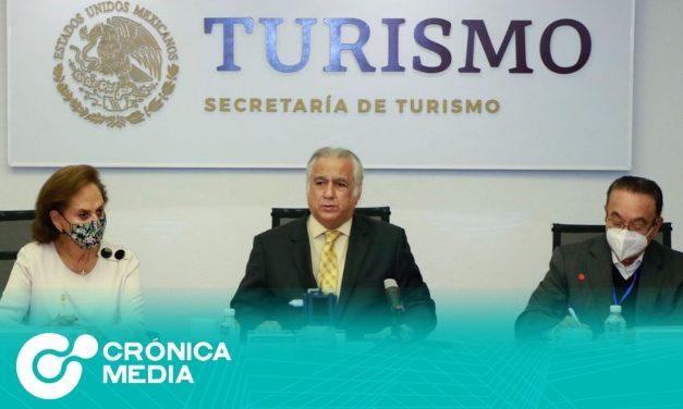 Encabeza Miguel Torruco la firma del acuerdo por la capacitación turística de México