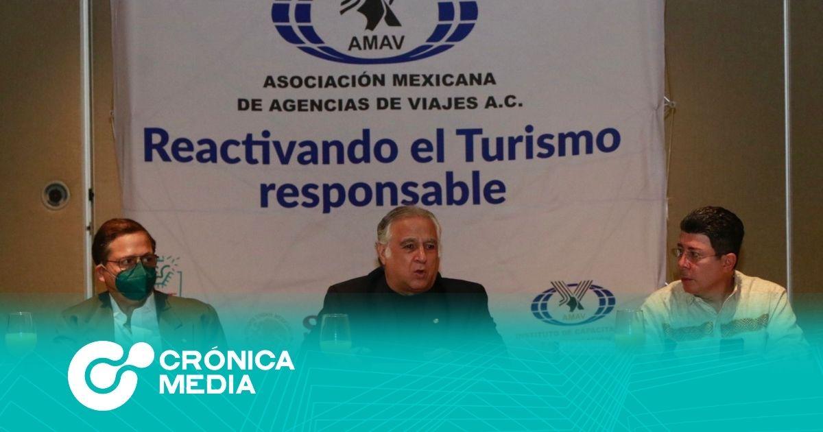 México registró una disminución del 46 por ciento en la llegada de turistas durante el 2020