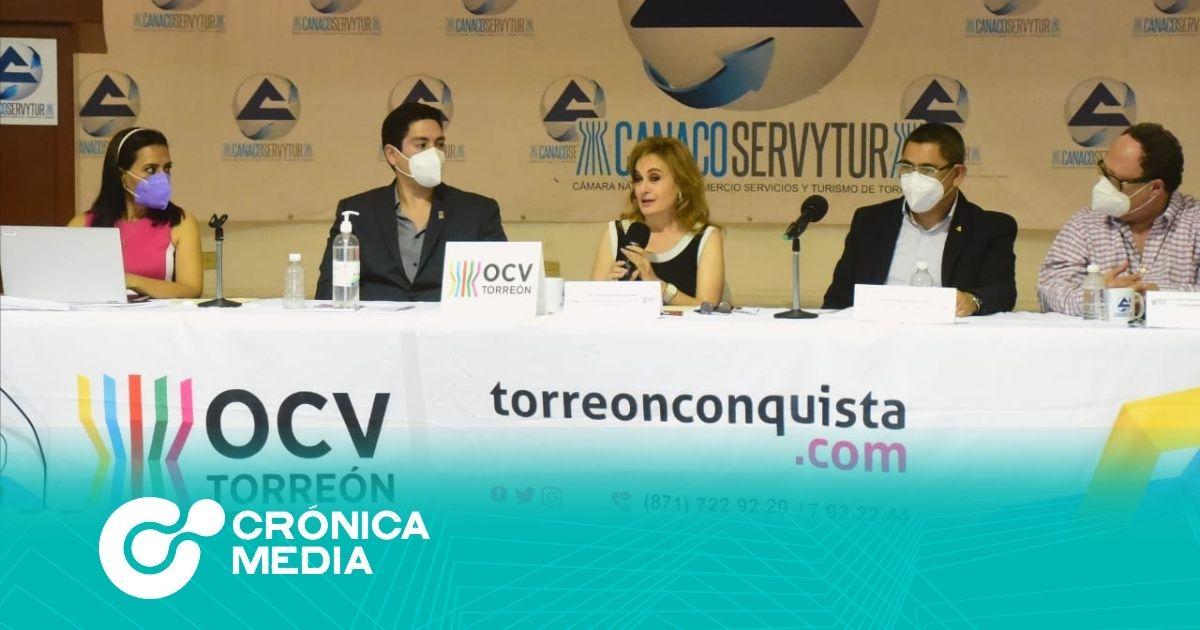 SECTUR Coahuila y OCV'S fortalecen la promoción turística de Coahuila con grandes resultados.