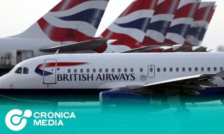 La suspensión temporal de vuelos de British Airways a Cancún representarían 15 millones de dólares menos para México.