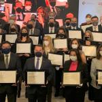 """SECTUR Tamaulipas recibe el """"Reconocimiento Empresas Excepcionales"""""""
